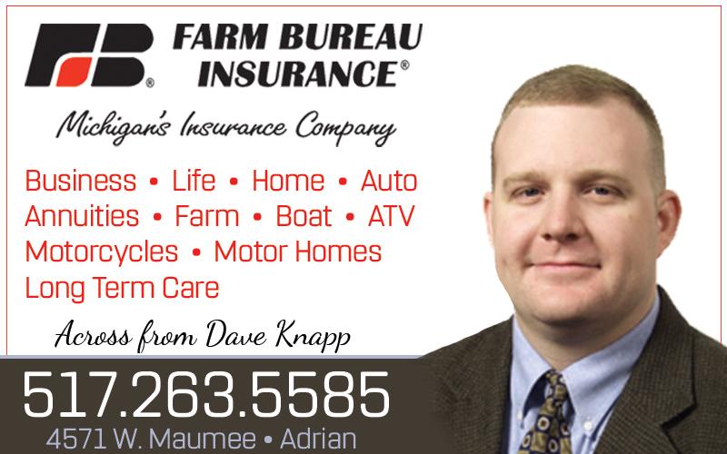 Bishop-Jackson Agency | Jeff Jackson Farm Bureau Agent