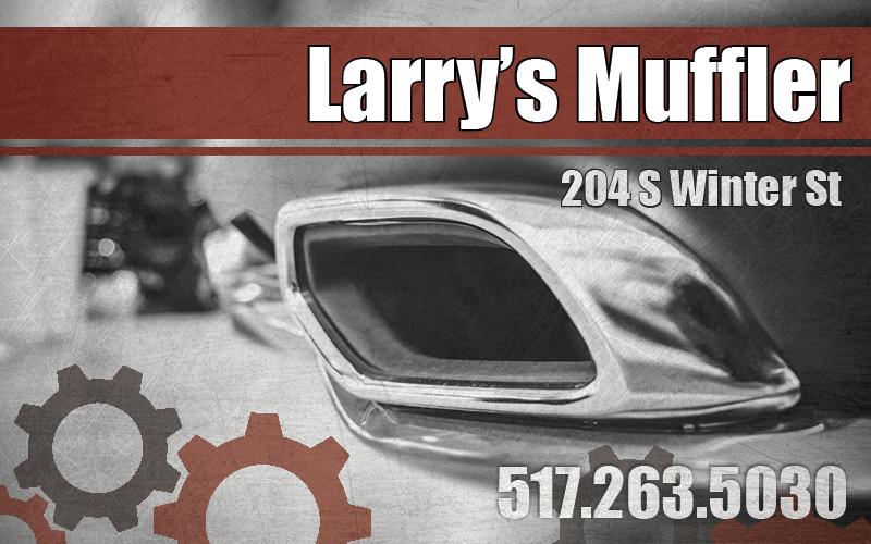 Larrys Muffler