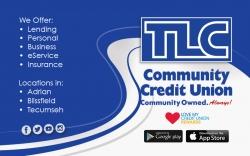 TLC Community Credit Union (Blissfield)