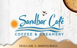 Sandbar Cafe, Coffee & Creamery