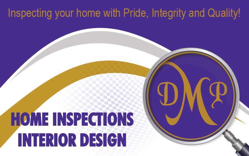 DMP Home Inspection & Interior Design