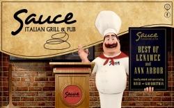 Sauce Italian Grill & Pub