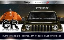 CR of Hudson